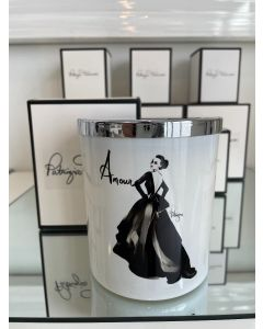 LUXURY SOY CANDLE - AMOUR (400g)