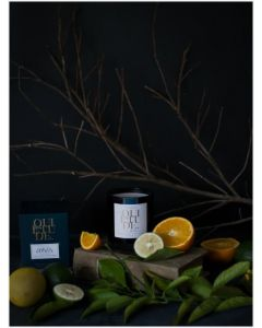Dirty Citrus Soy Candle