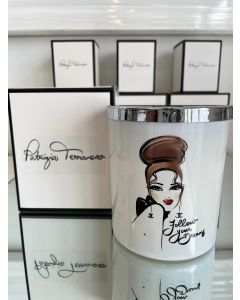 LUXURY SPY CANDLE - FOLLOW YOUR DREAMS 400G