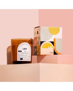 ASTROLOGY ATELIER™ CANDLE - LEO