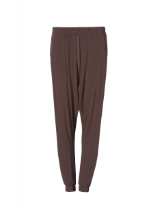 Relaxed Pant - Eggplant
